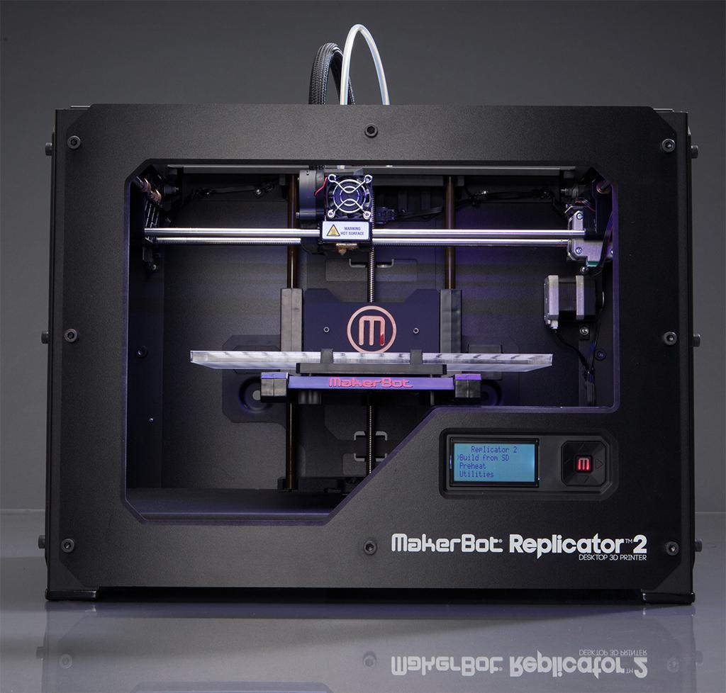 Imprimante 3D MakerBot Replicator2