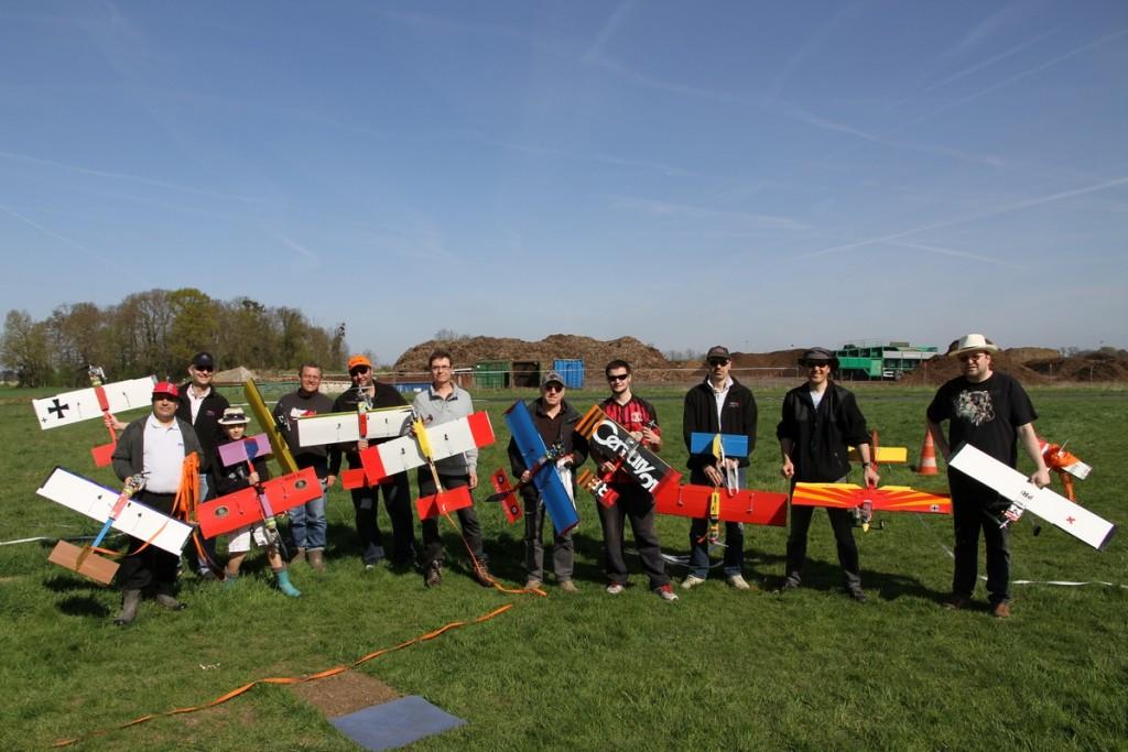 Participants combat